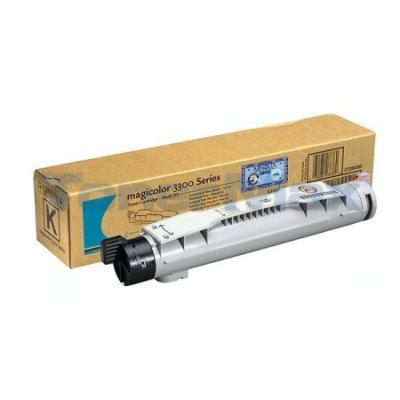 QMS MAGICOLOR 3300 TONER BLACK